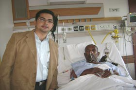 Abroad Patients Experience Colon Cancer Surgery In Hyderabad India